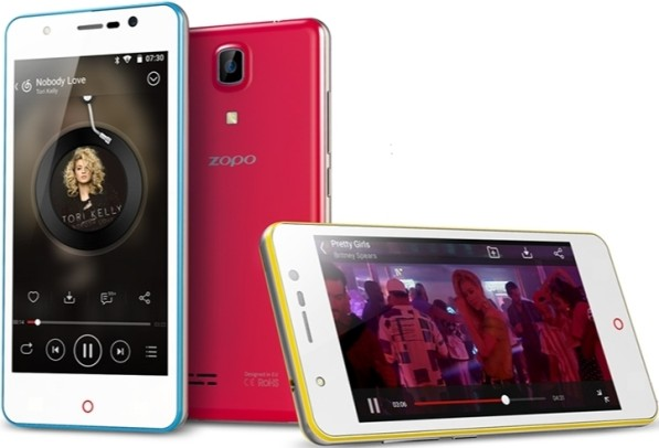 Zopo Color C ZP330