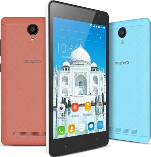 Смартфон Zopo Color M5