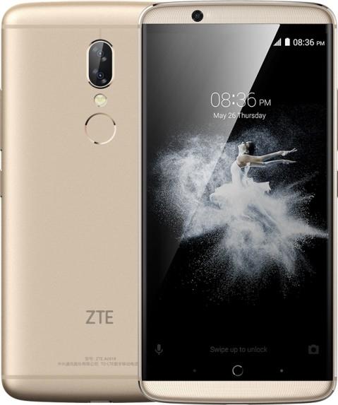 ZTE представила Axon 7s сSnapdragon 821 SoC идвойной камерой