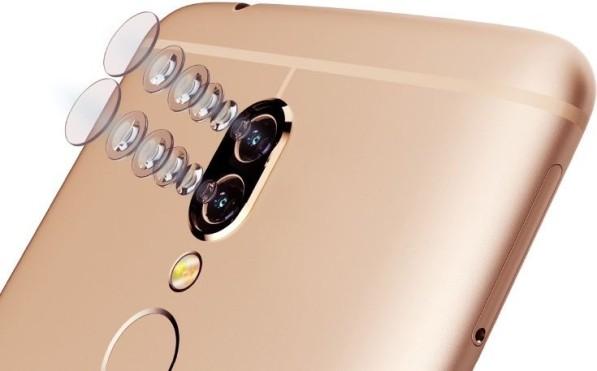 Смартфон ZTE Axon 7s получит сдвоенную камеру