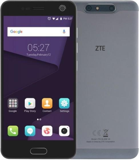 Смартфон ZTE Blade V8 уже в России