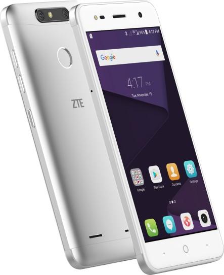 Вкомпании ZTE сообщили овыходе нового телефона