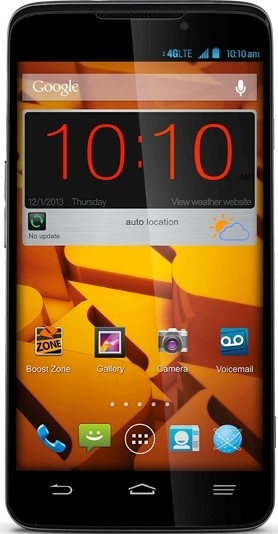 ZTE Iconic Phablet (Boost MAX)