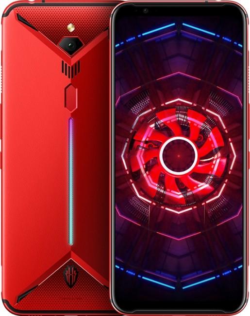 ZTE Nubia Red Magic 3 - смартфон с вентилятором - Мир мобильных новостей - Helpix